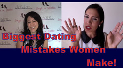 Biggest Dating Mistakes Women Make
