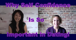 Dating advice for women, self confidence