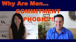 Dating Advice for Women - Commitment Phobic Men