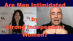 Are men intimidated by strong independent women