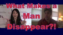 What Makes a Man Disappear