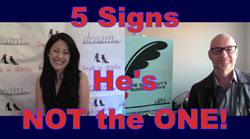 5 Signs He's Not the One