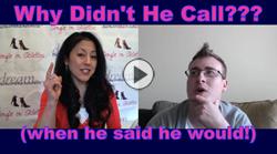 Why didn't he call