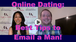 Online Dating Email Tips