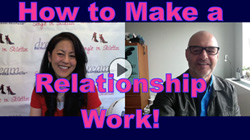 Find Out How to Make a Relationship Work
