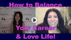 Balance love life