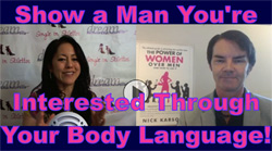 Show #146: Show a Man You're Interested Through Your Body Language