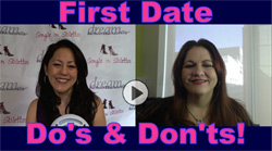 First Date Tips for Women Over 50