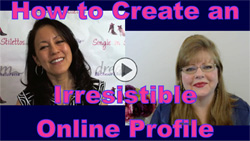 Online Dating Profile Tips for Women Over 40