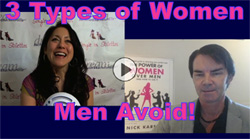 3 Types of Women Men Avoid