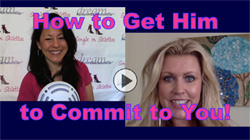 Show #167: How to Get Him to Commit to You!