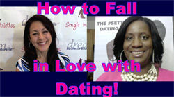 Show #214: How to Fall in Love with Dating