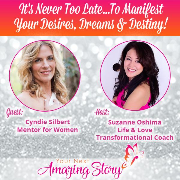 Cyndie Silbert - Mentor for women