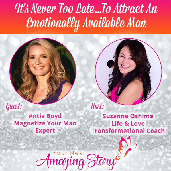 Attract Emotionally Available Man