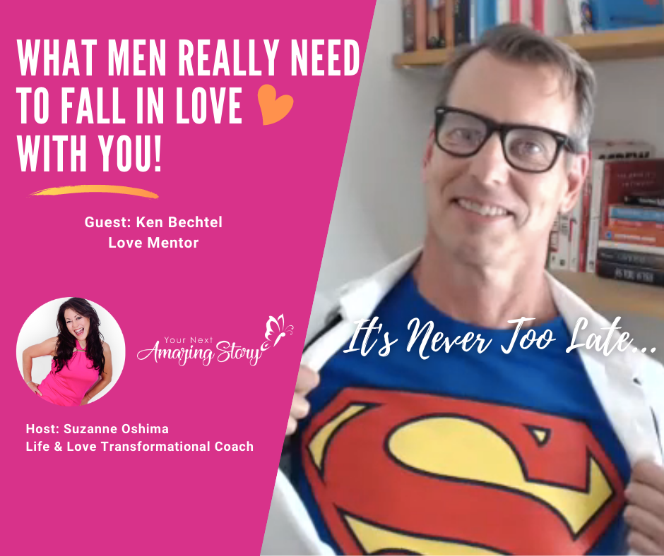 What Men Really Need to Fall In Love With You