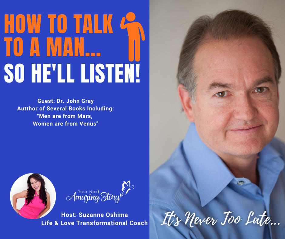 How to Talk to a Man, So He'll Listen