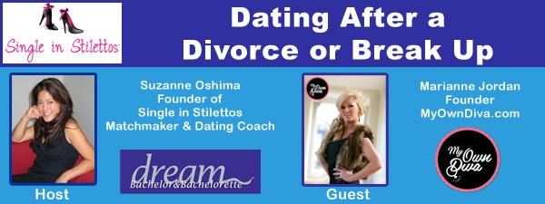 Dating after a divorce or break up
