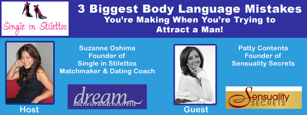Biggest Dating Body Language Mistakes to Attract a Man | Dating Tips