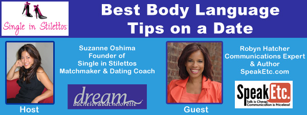 Dating body language tips
