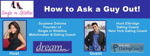 Dating tips for Women - How to Ask a guy out