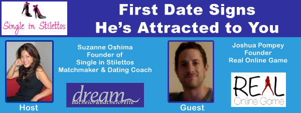 First Date Attraction Signs