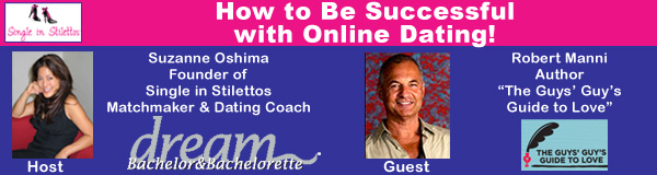 How to Be Successful with Online Dating!