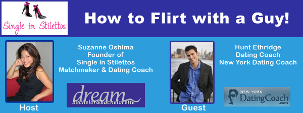 Show #36: How to Flirt with a Guy! - Your Next Amazing Story