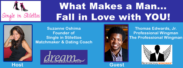 What Makes a Man Fall in Love with You