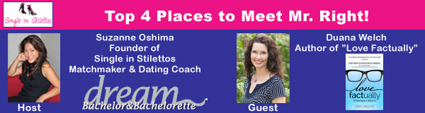 Where to Meet Men - Duana Welch